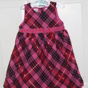 OshKosh dress sz 24 mos